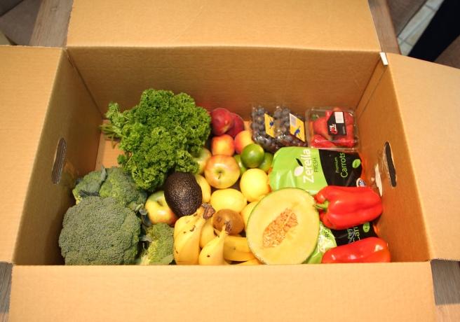 HAN fruit box
